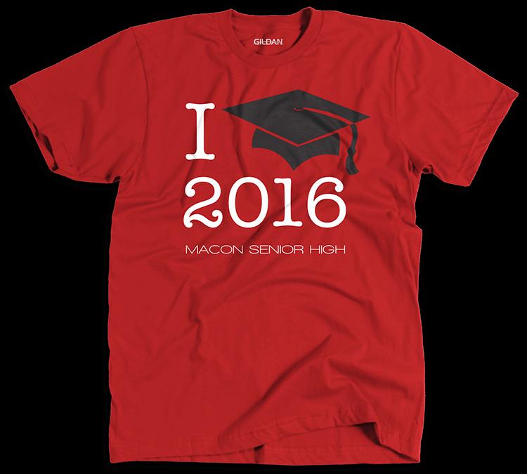 2016 senior shirts class shirt designs myclass tees