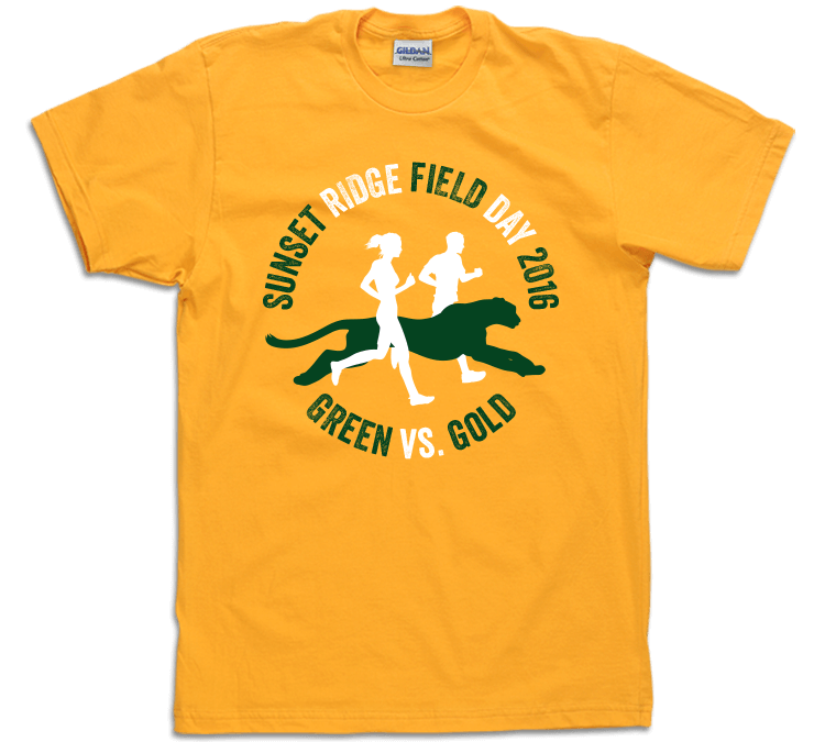 New 2016 Field Day Shirts
