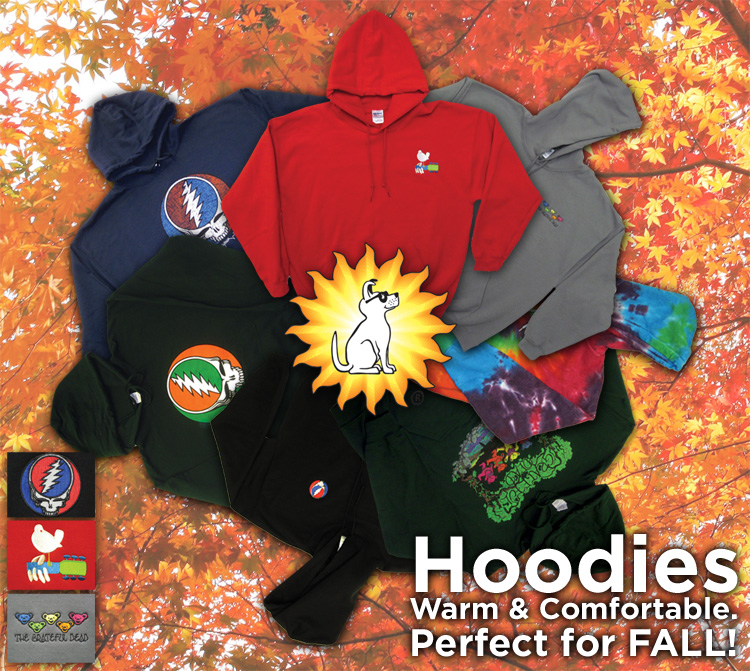 Grateful Dead Hoodies