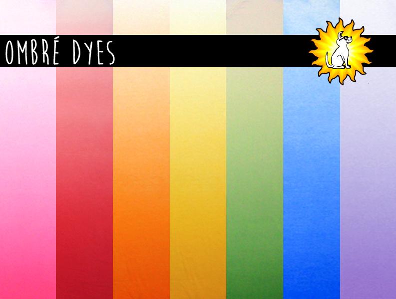 Ombre Dip Dye