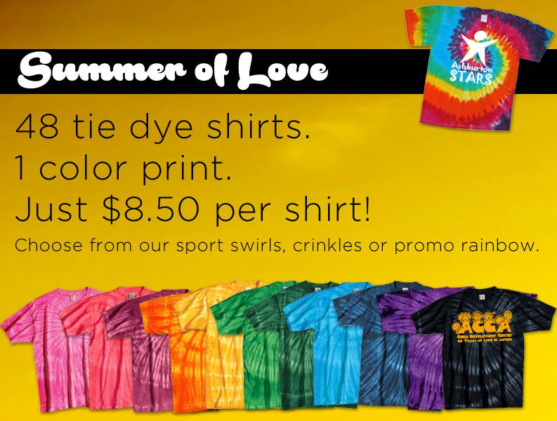 Tie Dye Shirt SALE