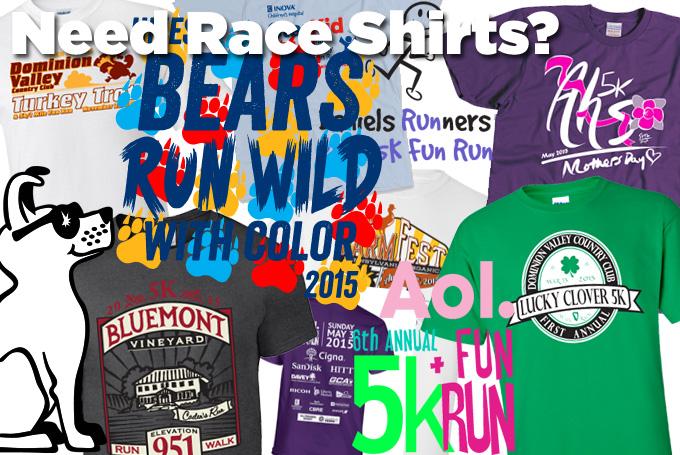 5K 10K Race Shirts Marathon