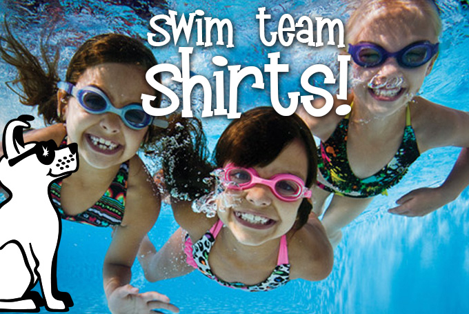 swim team shirts