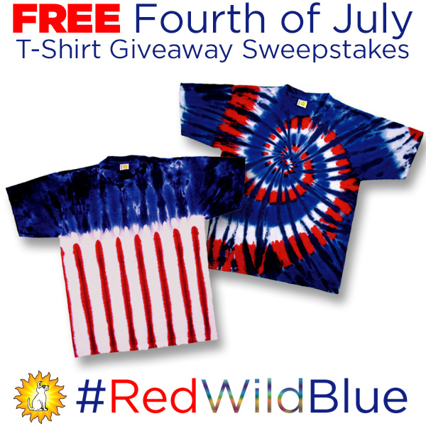 Free T-Shirt Sweepstakes