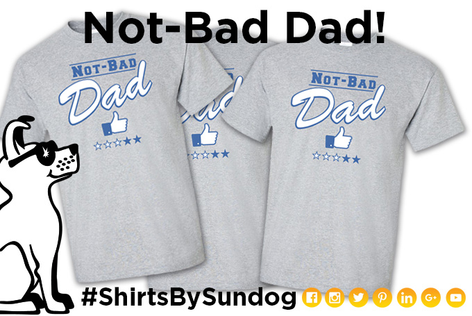 Fathers Day DAD Shirts