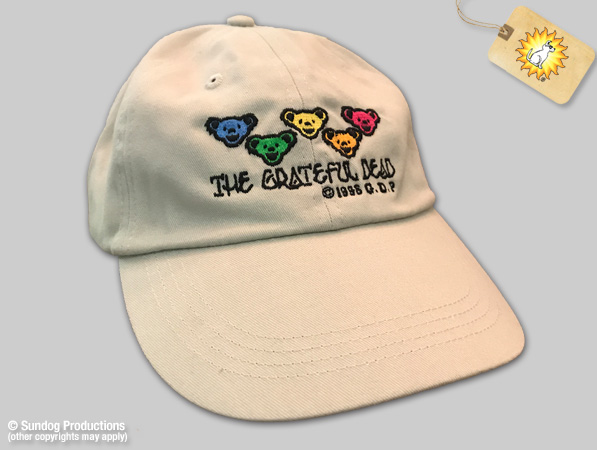 Grateful Dead Bears Hat  3670215be8f5